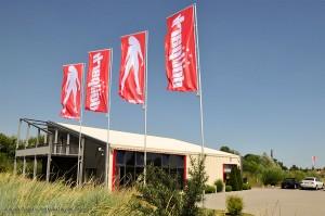 Gebäude der dollpark GmbH